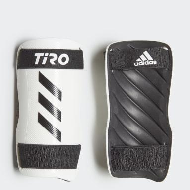 Fodbold Sort Tiro Training benskinner