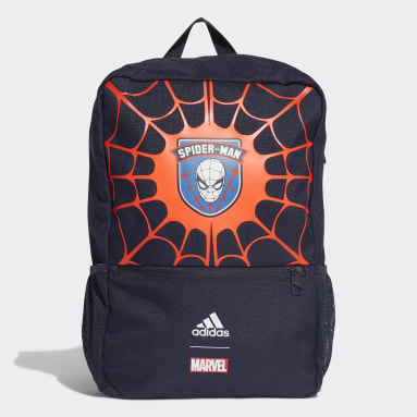 Jongens Fitness En Training Blauw Marvel Spider-Man Primegreen Rugzak