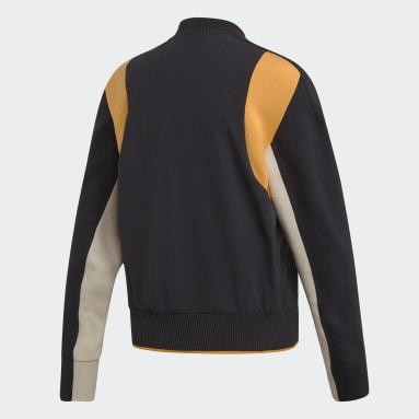 ผู้หญิง Sportswear สีดำ เสื้อแจ็คเก็ต VRCT