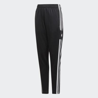 Pantaloni da allenamento Squadra 21 Nero Bambini Calcio