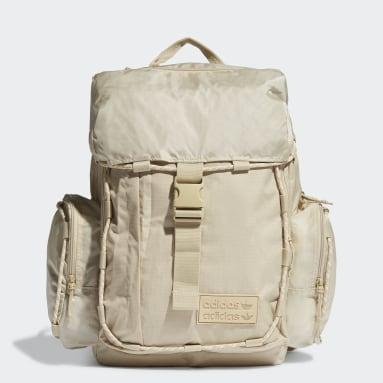 Originals Beige R.Y.V. Toploader Backpack
