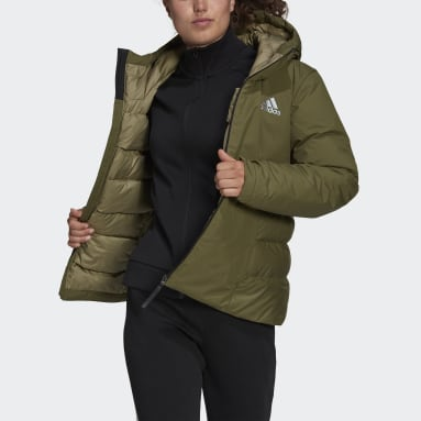 Women City Outdoor Green Traveer COLD.RDY Jacket