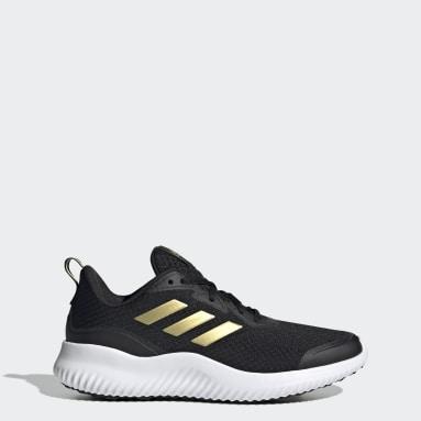 Running Black Alphacomfy Shoes