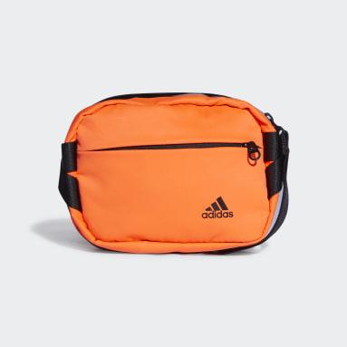 Borsa a tracolla Small Arancione Donna Fitness & Training