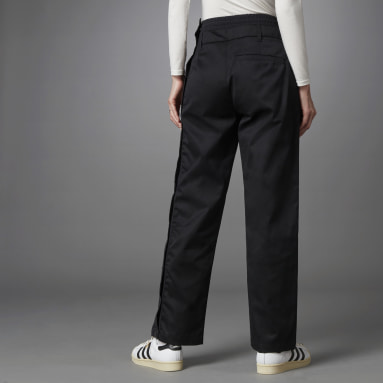 Ženy Originals černá Sportovní kalhoty Blue Version Woven Adibreak