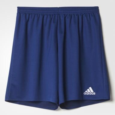 Erkek Futbol Mavi Parma 16 Şort