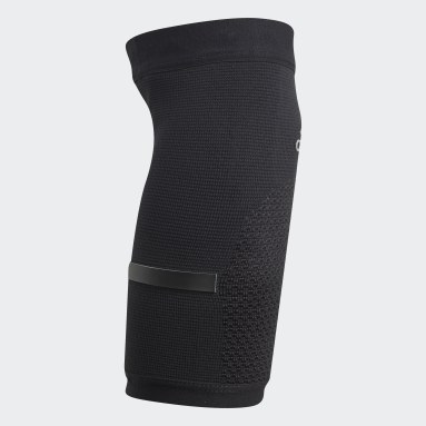 Yoga Black Performance Climacool Elbow Support Large