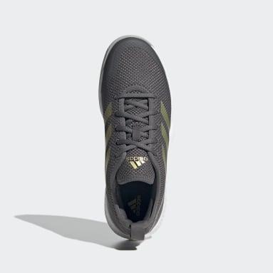Women Tennis Grey APAC Halo Womens Multi-Court Tennis Shoes
