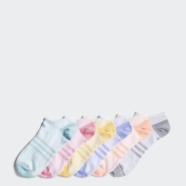 Socquettes invisibles Superlite (6paires) multicolore Enfants Entraînement