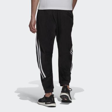 Mænd Sportswear Sort adidas Sportswear Future Icons Premium O-Shaped bukser