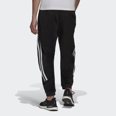 Pantaloni adidas Sportswear Future Icons Premium O-Shaped Nero Uomo Sportswear