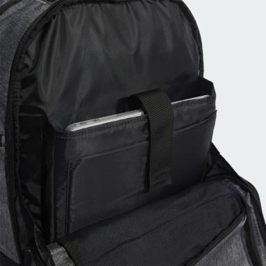 Men Golf Black Golf Premium Backpack