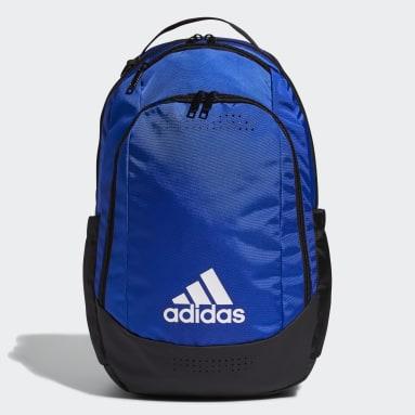 Soccer Blue Defender Backpack