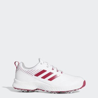 Women's Golf White Response Bounce 2.0 Shoes