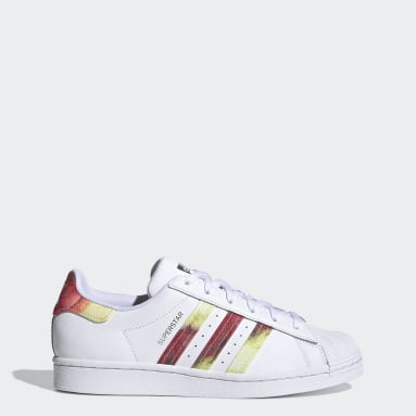 Kadın Originals Beyaz Superstar Ayakkabı