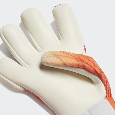 Youth Soccer Orange X League Goalkeeper Gloves