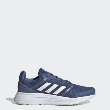 Tenis Galaxy 5 Azul Mujer Running