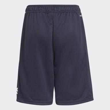 Shorts Designed 2 Move Azul Niño Training