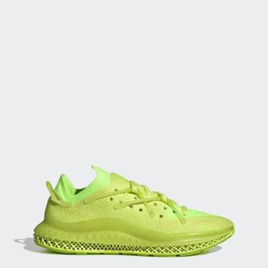 Men Originals Yellow 4D Fusio Shoes