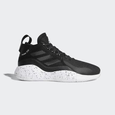 บาสเกตบอล สีดำ รองเท้า D Rose 773 2020