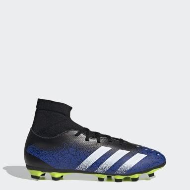 Chimpunes Predator Freak.4 Multiterreno Azul Hombre Fútbol
