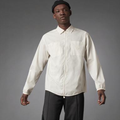 Camisa Blue Version Blanco Hombre Originals