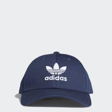 Originals Blue Trefoil Baseball Cap
