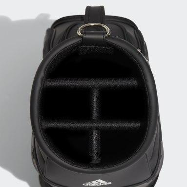 Women Golf Black Colorblock Golf Bag