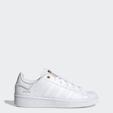 Women's Originals White Superstar OT Tech Shoes