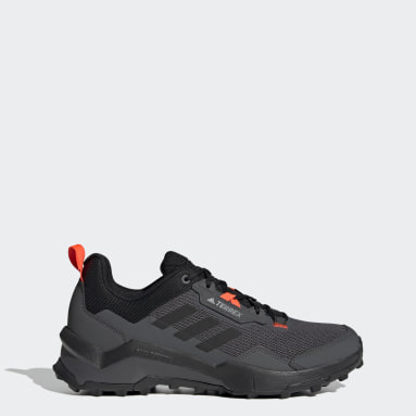 Men TERREX Grey Terrex AX4 Primegreen Hiking Shoes