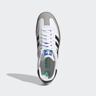 Sapatos Samba Vegan Branco Originals