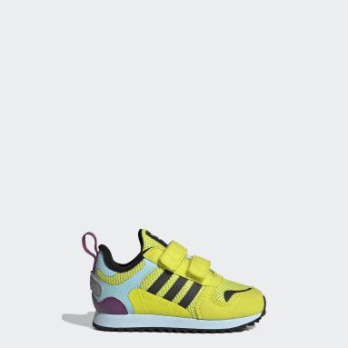 ZX 700 HD Shoes Żółty