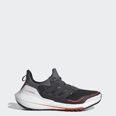 Men Running Grey Ultraboost 21 COLD.RDY Shoes