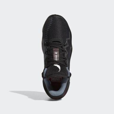 Men Basketball Black D.O.N. Issue #2 Shoes