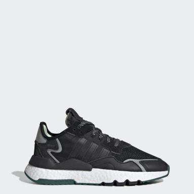 Women Originals Black Nite Jogger Shoes