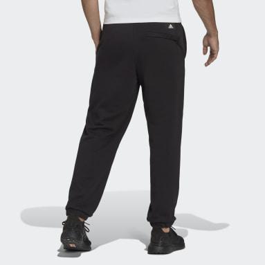 Men's Sportswear Black adidas Sportswear Future Icons Logo Graphic Pants