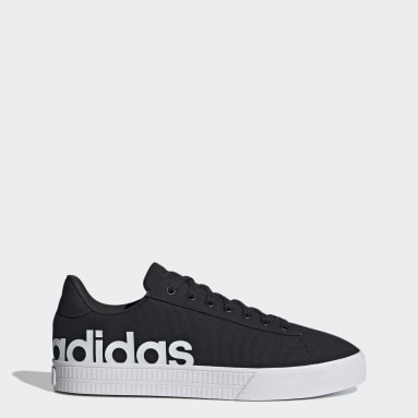 Men's Essentials Black Daily 3.0 LTS Shoes