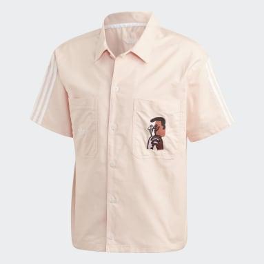 Camisa Unity Ref (UNISEX) Rosa Originals