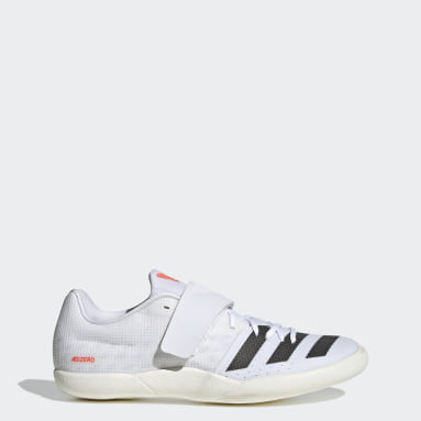 Track & Field White Adizero Discus/Hammer Tokyo Shoes