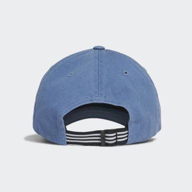 Dad Caps Blå