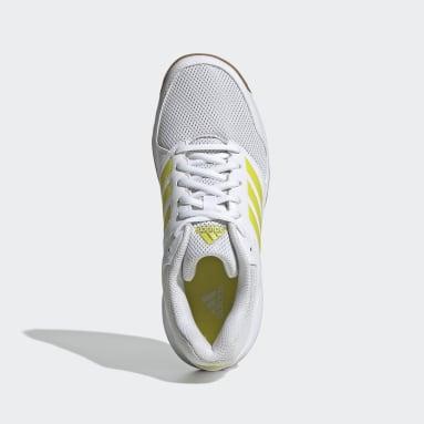 Zapatillas Speedcourt Blanco Mujer Voleibol