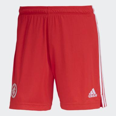 Shorts 2 Internacional 21/22 Vermelho Homem Futebol