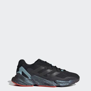 ผู้ชาย วิ่ง สีดำ รองเท้า X9000L4
