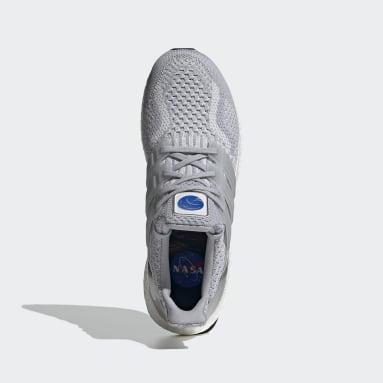 Zapatillas Ultraboost 5.0 DNA Plomo Hombre Running