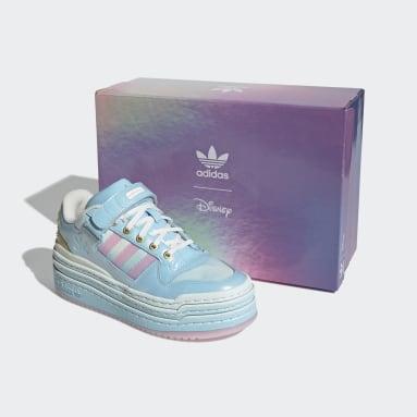 Women Originals Blue Tripleplatforum Disney Shoes