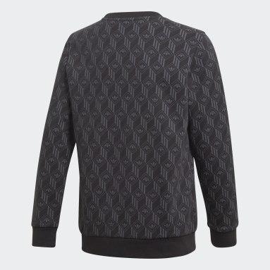 Youth Originals Black Crew Sweatshirt