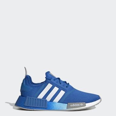 Men's Originals Blue NMD_R1 Shoes