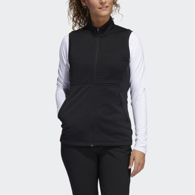 Chaleco Primegreen COLD.RDY Negro Mujer Golf