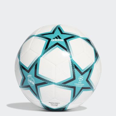Ballon UCL Club Real Madrid Pyrostorm Blanc Football