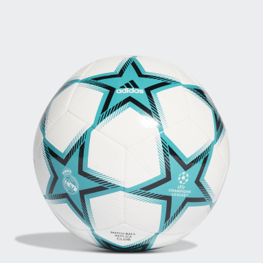 Football White UCL Club Real Madrid Pyrostorm Ball